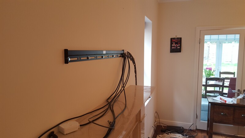 Concealed Cabling