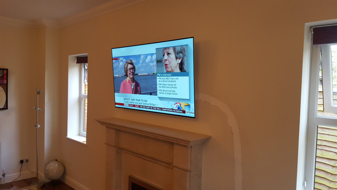 TV Wall Mounting Service St Albans