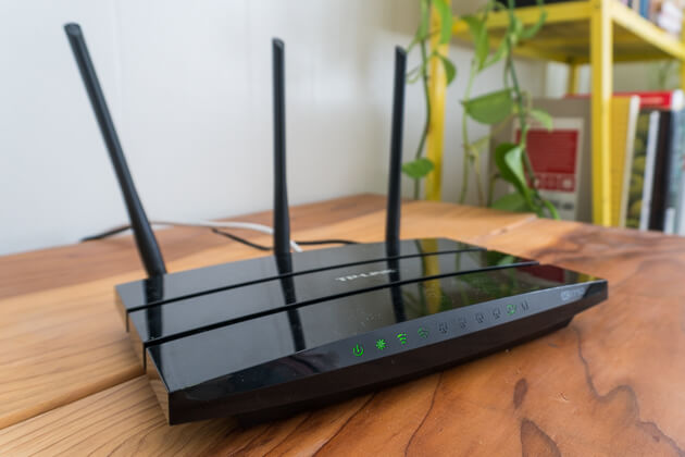 Extend WiFi to Conservatory